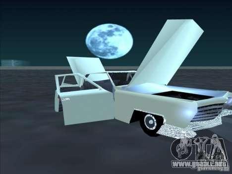 Cadillac Stella para la visión correcta GTA San Andreas