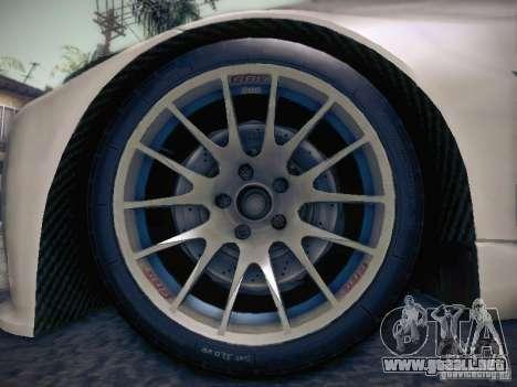 BMW 320SI Drift para el motor de GTA San Andreas
