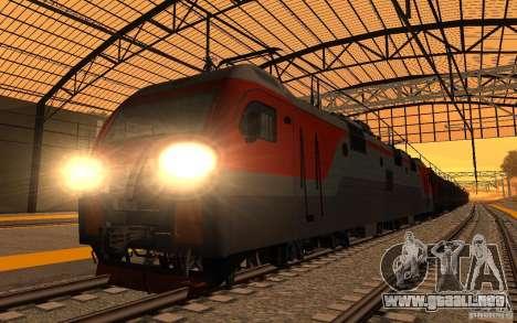 FERROCARRIL mod II para GTA San Andreas séptima pantalla