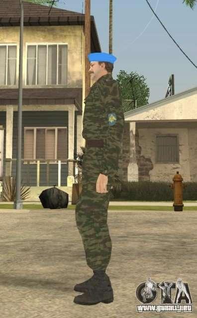 VDVšnik para GTA San Andreas sucesivamente de pantalla