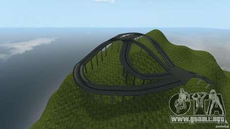 Crash Test Mountain para GTA 4 tercera pantalla