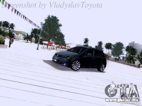 Suzuki SX4 Sportback 2011 para GTA San Andreas left