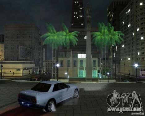 ENBSeries by LeRxaR v1.5 para GTA San Andreas sucesivamente de pantalla