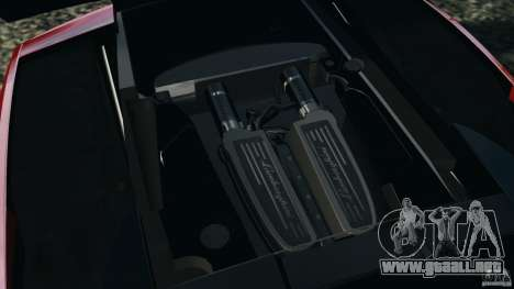 Lamborghini Gallardo LP570-4 Spyder Performante para GTA 4 vista lateral