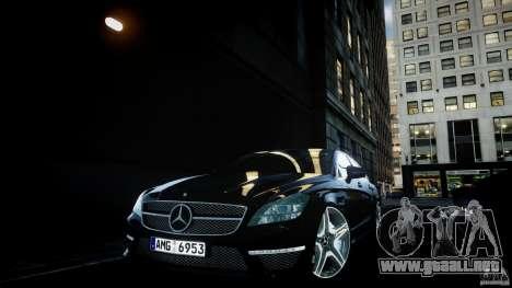 TRIColore ENBSeries By batter para GTA 4 décima de pantalla