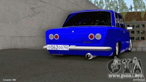 VAZ 2101 Coupe Loui para la visión correcta GTA San Andreas