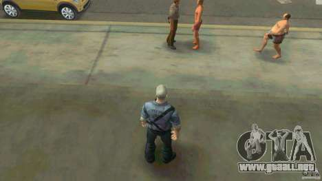 James Earl Cash para GTA Vice City segunda pantalla