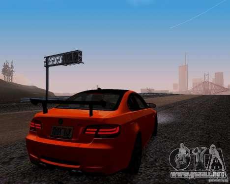 Real World v1.0 para GTA San Andreas tercera pantalla