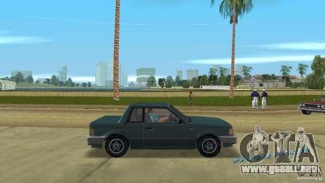 Manana HD para GTA Vice City visión correcta