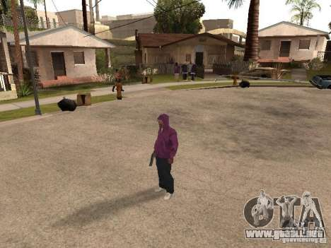 Campana para GTA San Andreas
