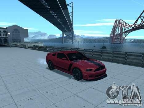 ENB Series By Raff-4 para GTA San Andreas sexta pantalla