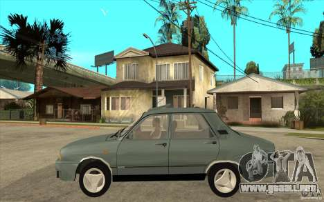 Dacia 1310 L Custom-RK para GTA San Andreas left