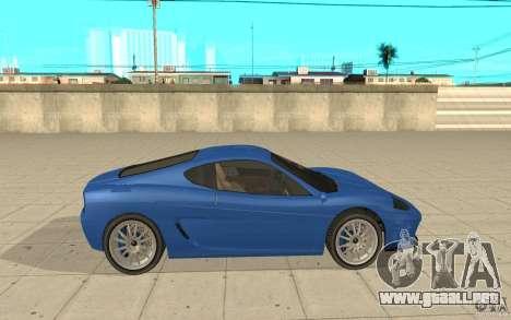 Turismo de GTA 4 para GTA San Andreas left
