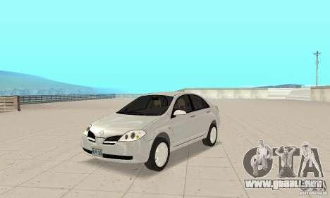 Nissan Primera para GTA San Andreas