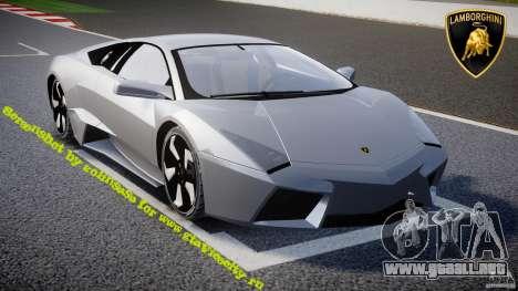Lamborghini Reventon v2 para GTA 4