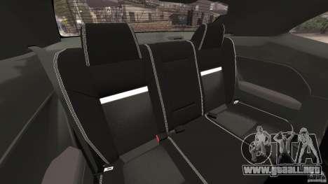 Dodge Challenger SRT8 392 2012 Police [ELS][EPM] para GTA 4 vista lateral