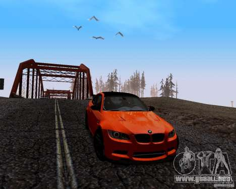 Real World v1.0 para GTA San Andreas segunda pantalla