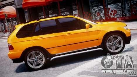 BMW X5 E53 v1.3 para GTA 4 left