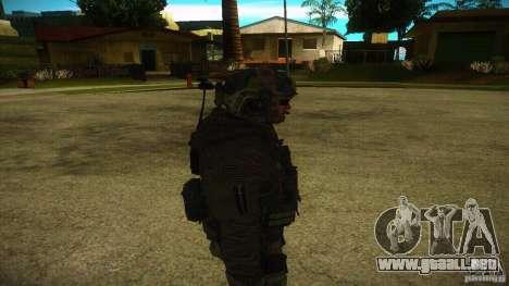 Sandman para GTA San Andreas tercera pantalla