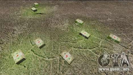 Estados Unidos los billetes en denominaciones de para GTA 4 tercera pantalla