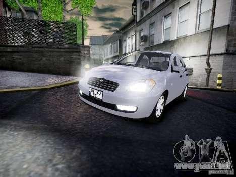 Hyundai Accent Era para GTA 4