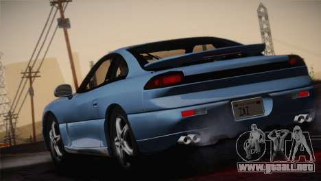 Dodge Stealth RT Twin Turbo 1994 para visión interna GTA San Andreas