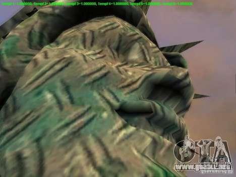 Estatua de la libertad de 2013 para GTA San Andreas décimo de pantalla