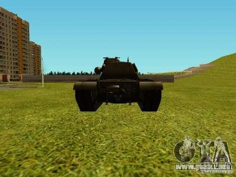 T-110E5 para la visión correcta GTA San Andreas