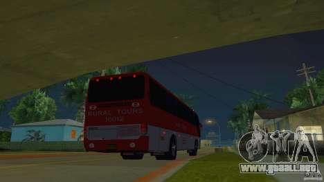 Rural Tours 10012 para GTA San Andreas left