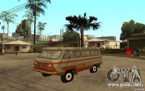UAZ 450v para GTA San Andreas
