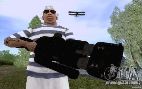 Brazos de F.E.A.R. para GTA San Andreas
