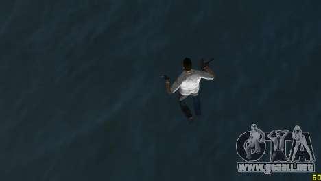 Cleo Parkour v4 para GTA Vice City quinta pantalla