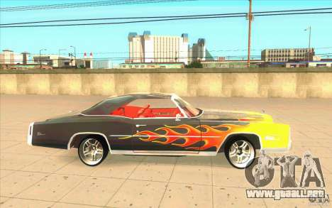 Arfy Wheel Pack 2 para GTA San Andreas twelth pantalla