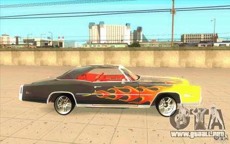 Arfy Wheel Pack 2 para GTA San Andreas twelth pantalla