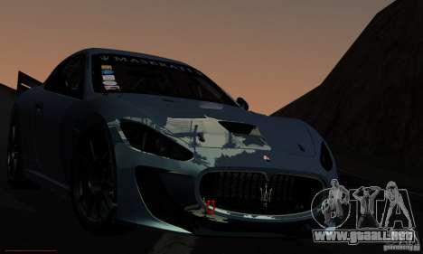 ENBSeries RCM para el PC débil para GTA San Andreas décimo de pantalla