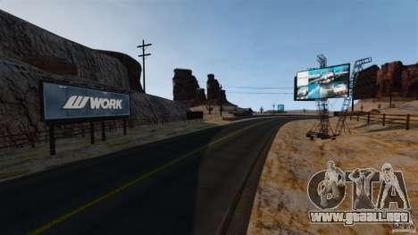 Ambush Canyon para GTA 4 décima de pantalla