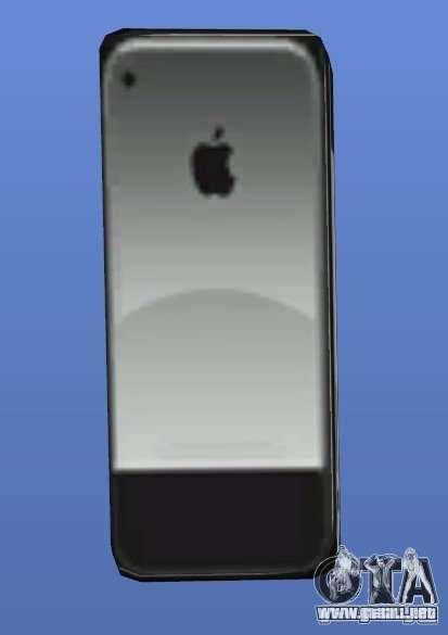 IPhone para GTA 4 segundos de pantalla