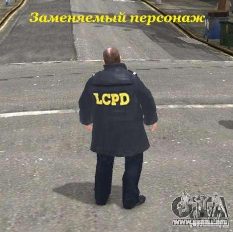 Ultimate NYPD Uniforms mod para GTA 4 décima de pantalla