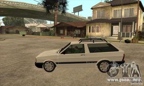 VW Parati GLS 1989 para GTA San Andreas left