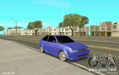 Lada 2112 Coupe para GTA San Andreas