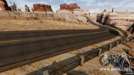 Ambush Canyon para GTA 4 octavo de pantalla