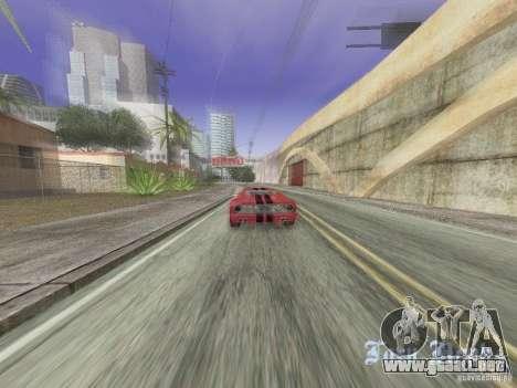Bullet HQ para la visión correcta GTA San Andreas
