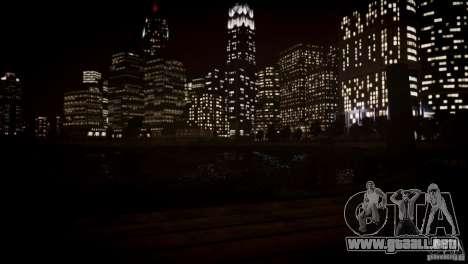 Mega Graphics para GTA 4 quinta pantalla