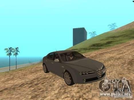 Alfa Romeo 159Ti para visión interna GTA San Andreas