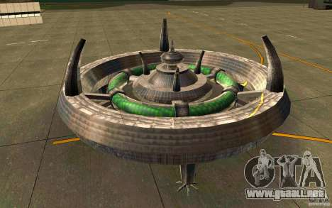 UFO hunter para GTA San Andreas
