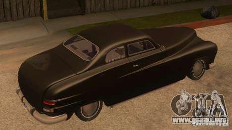 Hermes HD para GTA San Andreas left