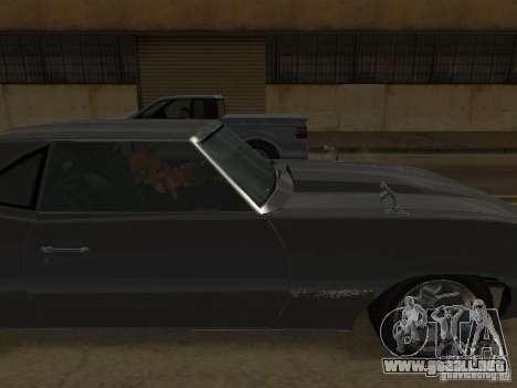 Sable de GTA 4 para GTA San Andreas left