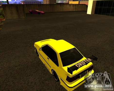 GTA VI Futo GT custom para GTA San Andreas left