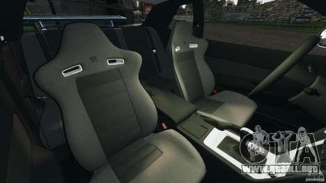 Nissan Skyline GT-R R34 2002 v1.0 para GTA 4 vista interior