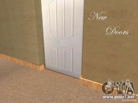 CJ Total House Remodel V 2.0 para GTA San Andreas sucesivamente de pantalla